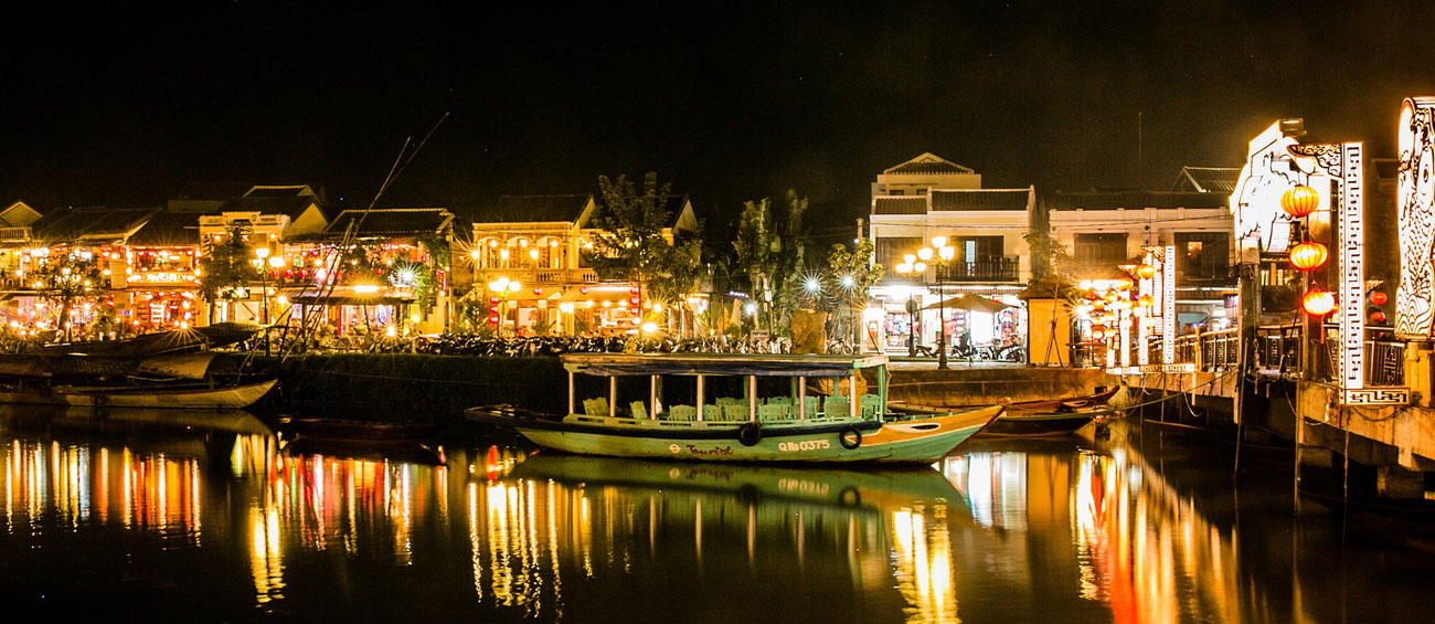 Step back in time at Hoi An