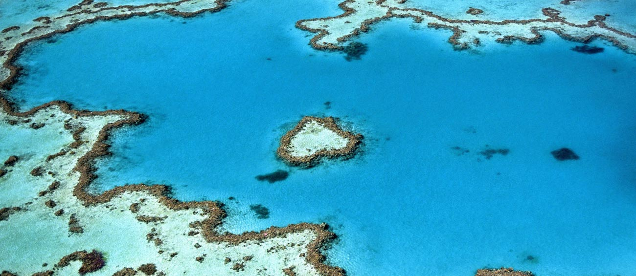 Be wowed by the Whitsundays