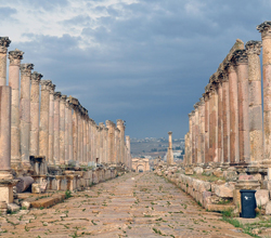 Jerash, the Pompeii of the Middle East