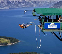 Bungee Jump in Queenstown