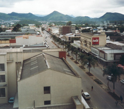 Mutare Town