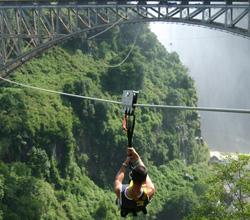 Get Your Adventure Fix at Victoria Falls
