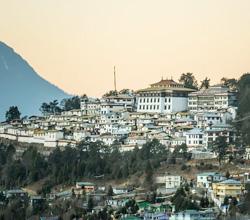 Visit the Tawang Monastery