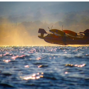 Travel in a Sea Plane