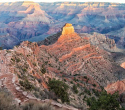 Hike the awe-inspiring Grand Canyon