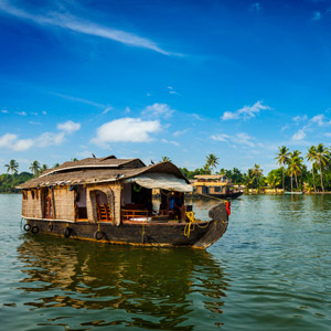 Enjoy a Backwater Cruise