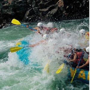 River Rafting at Orchha