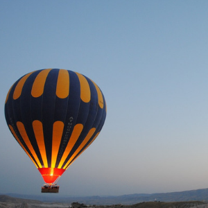 Hot-Air Ballooning in Pench National Park