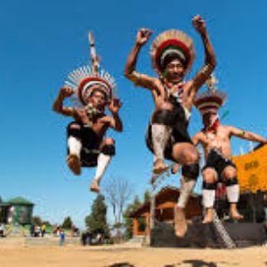 Witness the Colourful Naga Cultures at the Hornbill Festival