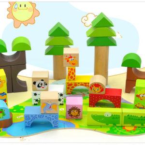 Rainforest Adventure Block Set