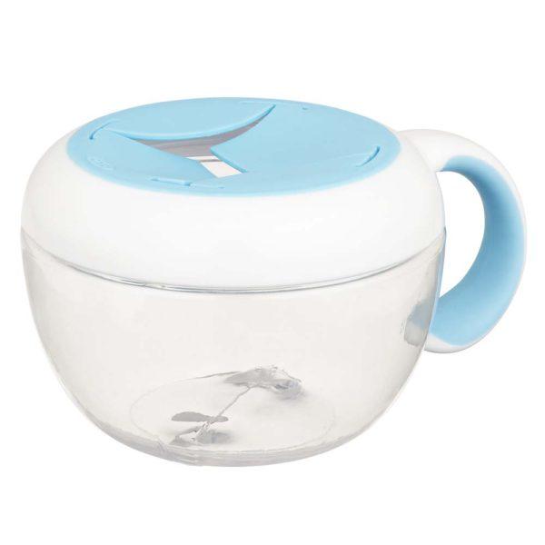 OXO Tot Flippy Snack Cup Aqua