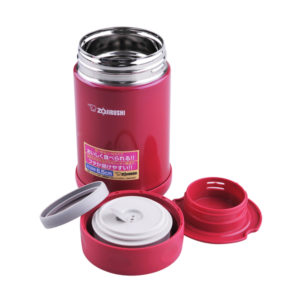 Zojirushi Stainless Steel Food Jar 0.5L