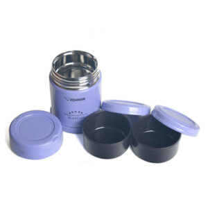 Zojirushi Stainless Steel Food Jar 0.35L