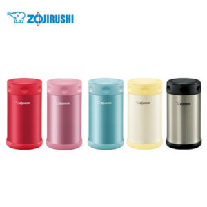 Zojirushi Stainless Steel Food Jar 0.75L