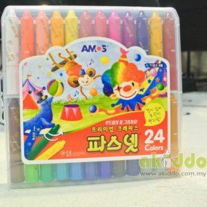Amos Colorix Silky Crayon