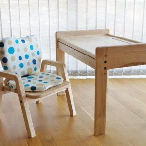 Mesa Silla Kids Table Set