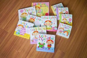 Lulu Books Collection