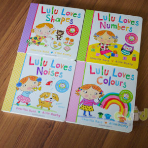 Lulu Books Collection