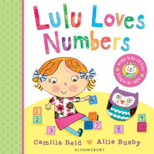 Lulu Loves Numbers