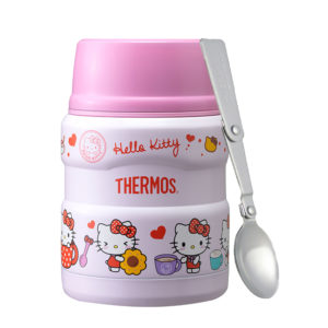 THermos Hello Kitty Stainless Steel Food Jar
