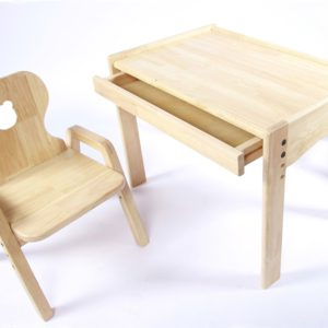 Mesa Silla Toddler Table and Chair Set