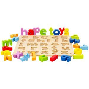 Hape Lowercase Alphabet Puzzle