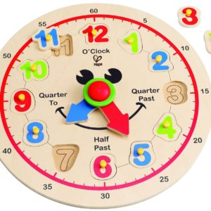 Hape Happy Hour Clock