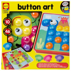 ALex Toys Little Hands Button Art