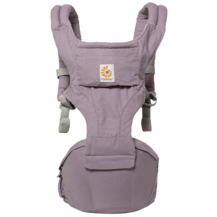4e7c00b4bb3 Ergobaby Hipseat 6 position Baby Carrier- Mauve