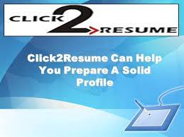 Click2resume complaint