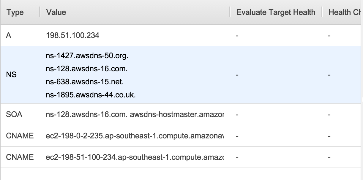 How to setup your app on a subdomain using Route 53 from AWS