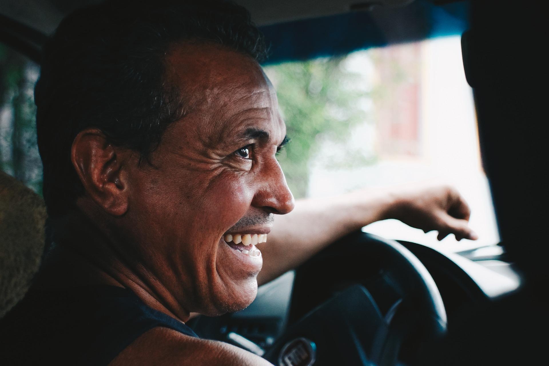 tài xế