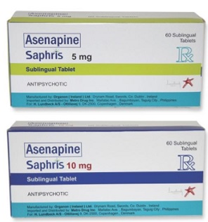 Asenapine – Obat Apa – Fungsi – Dosis – Efek Samping