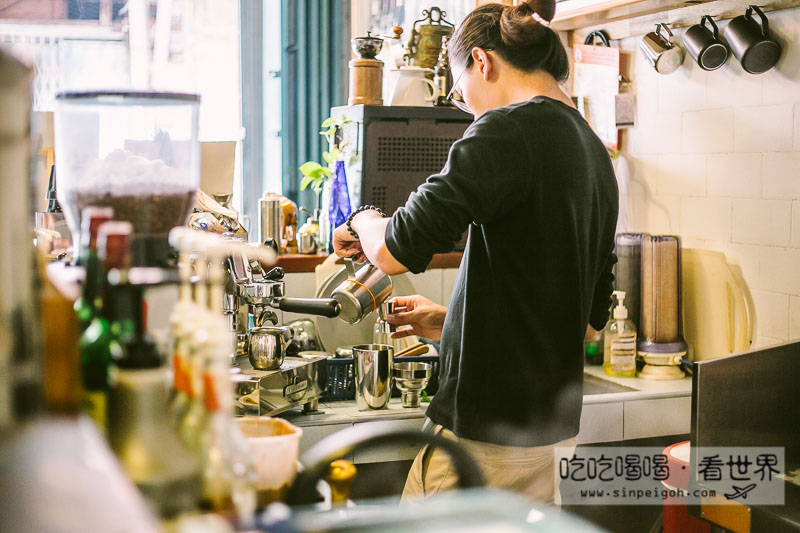 馬六甲特色咖啡館