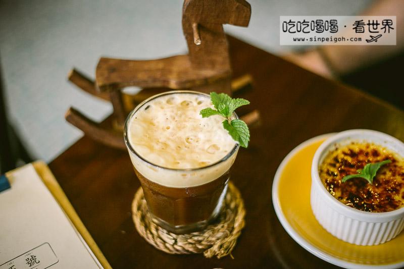馬六甲五號咖啡館