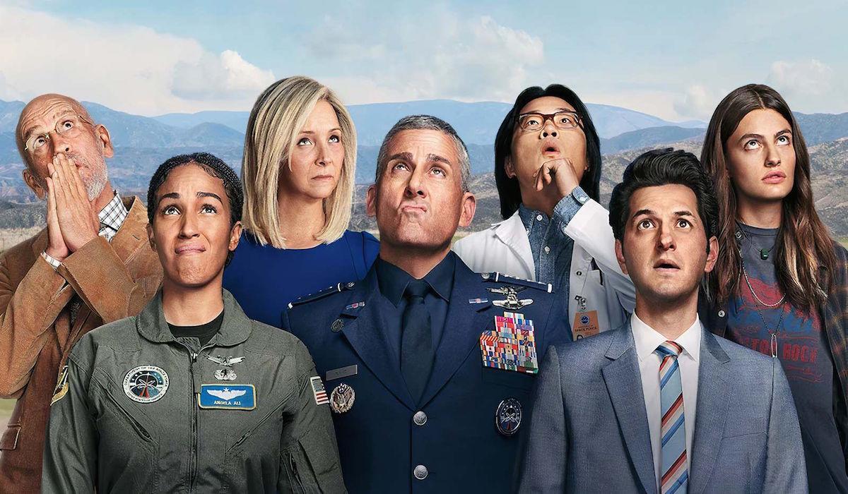 Space Force, Komedi Situasi Yang Kehilangan Momentum