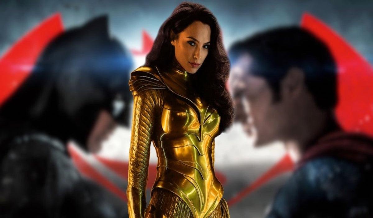 Wonder Woman 1984 Berhubungan Dengan Batman VS Superman ??