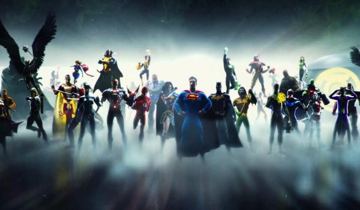 DC Fandome Hadirkan Update Terkini Dari Multiverse DC Comics