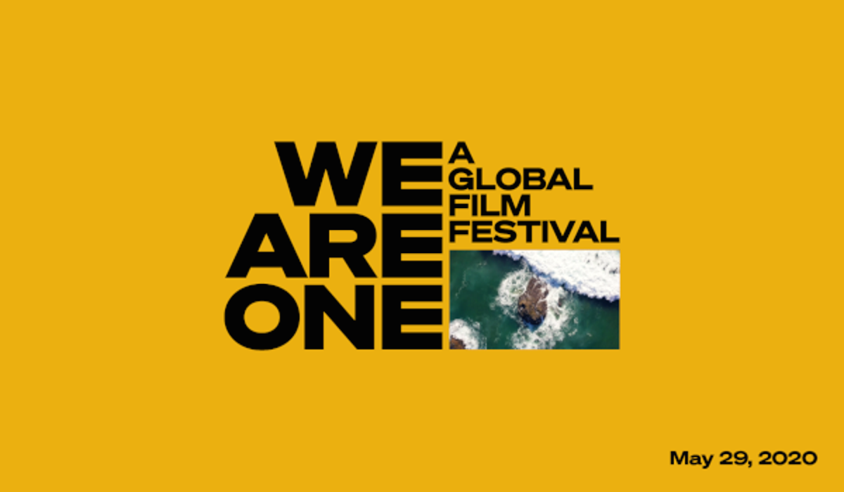 We Are one, Festival Film YouTube Yang Dinanti