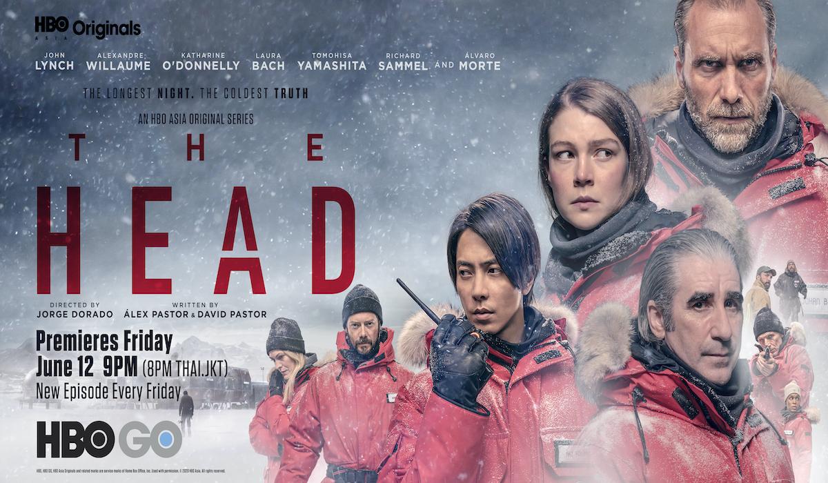 The Head, Thriller Produksi HBO Asia Mengajak Penonton Melihat Antartika