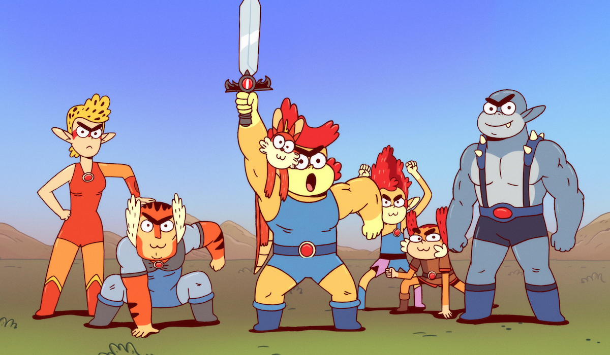 ThunderCats Roar Hadir Di Cartoon Network