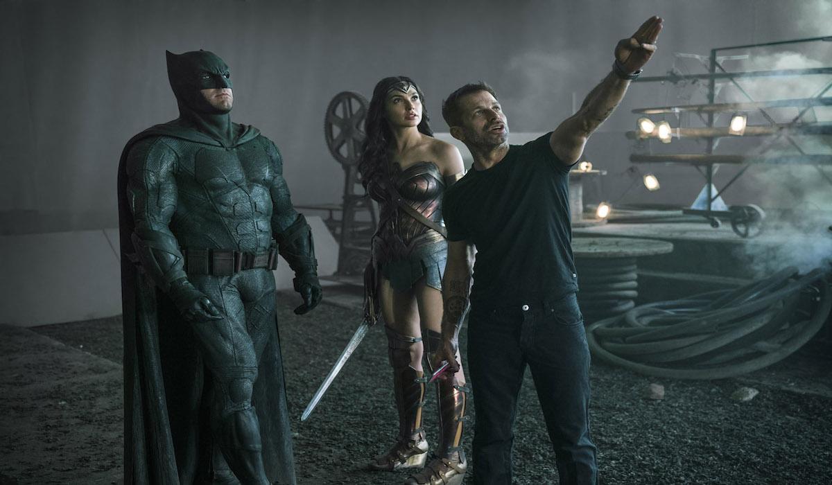 Justice League Versi Zack Snyder Akan Hadir Di HBO MAX