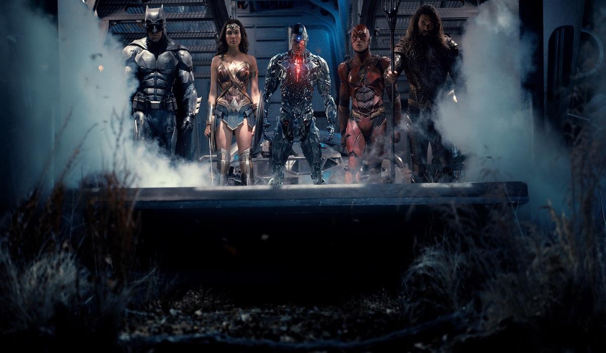 Zack Snyder Bocorkan Adegan Justice League Snyder Cut