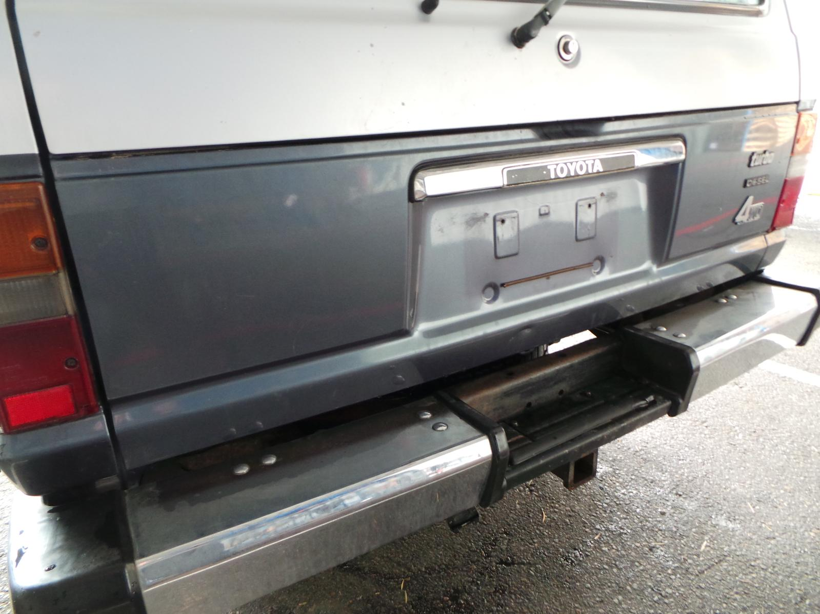 View Auto part Door Handle Toyota Landcruiser 1986