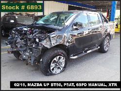 View Auto part Differential Centre Mazda Bt50 2016