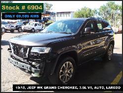 View Auto part Bonnet Jeep Grandcherokee 2015