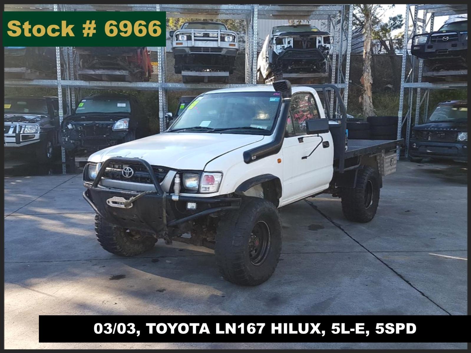 Kelebihan Toyota Hilux 2003 Murah Berkualitas