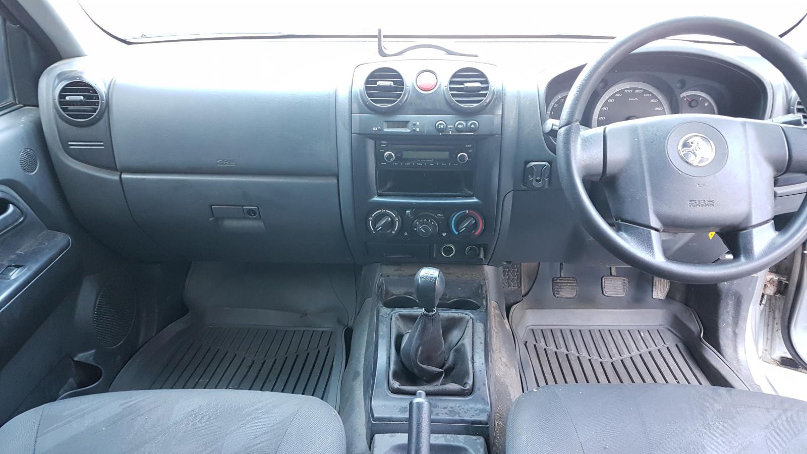 Image for a Holden Colorado 2009 4 Door Suv