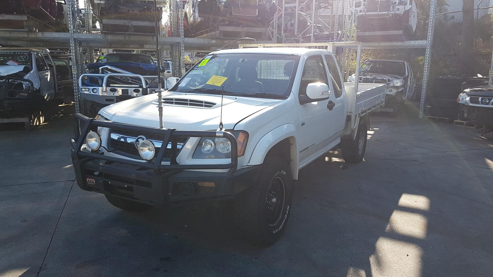 Image for a Holden Colorado 2009 2 Door Pickup