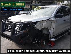 View Auto part Right Front Door Nissan Navara 2018